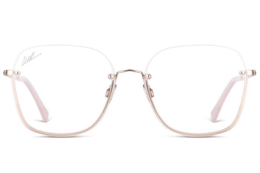WILLEMS Flamingo Heights Gold Brushed 01 Metall 35